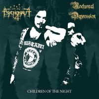 Psychonaut 4 / Nocturnal Depression-Children Of The Night (Split)