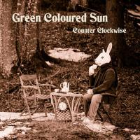 Green Coloured Sun-Counter Clockwise