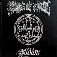 Cradle Of Filth-Midian (Limited Leather Digibook 2001)