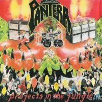Pantera-Projects In The Jungle