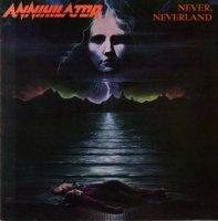 Annihilator-Never, Neverland (Re-Issue 1998)