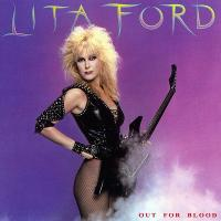 Lita Ford-Out  For Blood