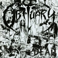 Obituary - Dead flac cd cover flac