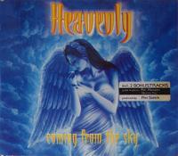 Heavenly-Coming From The Sky (German digipak '00)