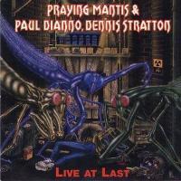 Praying Mantis-Live At Last