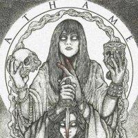 Athamé-High Priestess