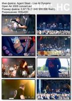Agent Steel-Live At Dynamo Open Air (DVDRip)