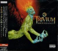 Trivium-Ascendancy (Two different editions)