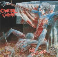 Cannibal Corpse-Tomb Of The Mutilated (UK original edition)