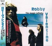 Robby Valentine-The Magic Infinity (Japanese edition 1994)