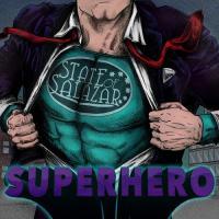 State Of Salazar-Superhero