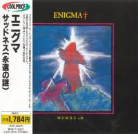 Enigma - MCMXC a.D. flac cd cover flac