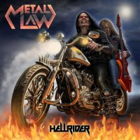 Metal Law-Hellrider