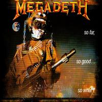 Megadeth - So Far, So Good... So What flac cd cover flac