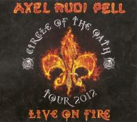 Axel Rudi Pell-Live On Fire (2CD)