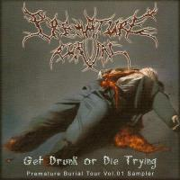 Goratory & Vomit Remnants & Wormed-Get Drunk or Die Trying (Split)