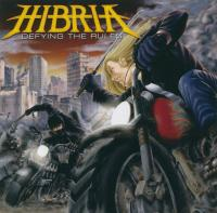 Hibria-Defying The Rules (2-nd Japanese '09)