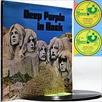 Deep Purple - Deep Purple In Rock (Vinyl) flac cd cover flac