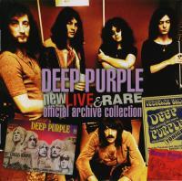 Deep Purple-New, Live & Rare (1969-71) (2011 EU)