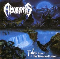 Amorphis-Tales From The Thousand Lakes (US Edition 2000 / Russia IROND 2005)