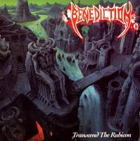 Benediction-Transcend The Rubicon (1-st Europe press)