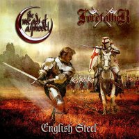 Forefather / The Meads Of Asphodel-English Steel