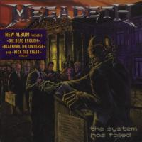 Megadeth-The System Has Failed