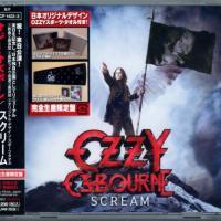 Ozzy Osbourne-Scream (Deluxe Japanese Edition)