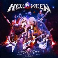 Helloween-United Alive In Madrid