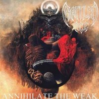 Rattled Ace-Annihilate The Weak [EP]