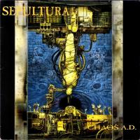 Sepultura-Chaos A.D (1996 Reissue (American Edition)