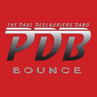 The Paul DesLauriers Band-Bounce