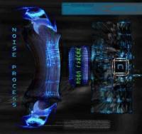 Noise Process-Neural Code