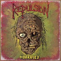 Repulsion-Horrified (2CD Re-Issue 2003)