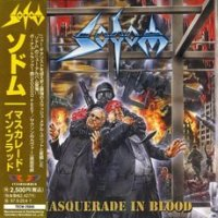 Sodom-Masquerade In Blood (Japan)