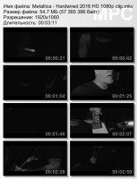 Metallica-Hardwired HD 1080p