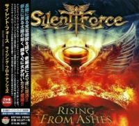 Silent Force-Rising from Ashes [Japanese Edition]