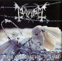 Mayhem-Grand Declaration Of War