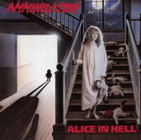 Annihilator-Alice In Hell (Re-Issue 1998)