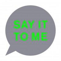 Pet Shop Boys-Say It to Me