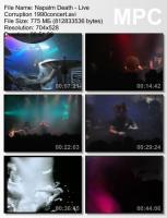 Napalm Death-Live Corruption (DVDRip)