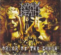 Napalm Death-Order Of The Leech