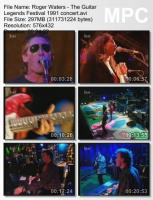 Roger Waters-The Guitar Legends Festival (DVDRip)