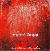 Shape of Despair-Written In My Scars [Vinyl Rip 16/48000]