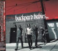 Backyard Babies-Stockholm Syndrome (Japanese digipak)