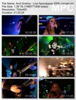 Arch Enemy-Live Apocalypse (DVDRip)