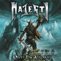 Majesty-Own The Crown (2CD) (Compilation)