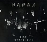Hapax-Live Into The Cave