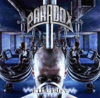 Paradox - Electrify flac cd cover flac