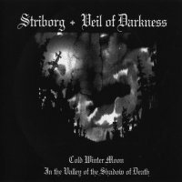 Striborg / Veil Of Darkness-Cold Winter Moon / In The Valley Of The Shadow Of Death (Split)